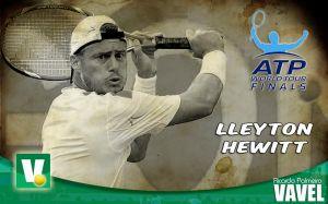 Lleyton Hewitt: un guerrero de las pistas