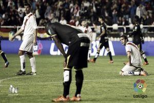 Rayo Vallecano - Granada CF: puntuaciones del Granada CF, jornada 11