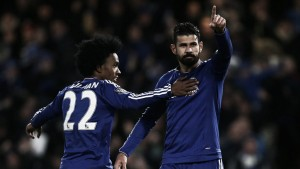 Il Chelsea c'è, acuto di Diego Costa e Norwich abbattuto: 1-0