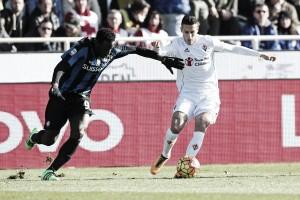 Atalanta e Fiorentina scoppiano nel finale: è 3-2 per la Viola