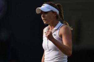 Wimbledon : Avec une Française qui crée la sensation