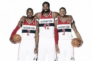 Los Washington Wizards se presentan en el 'Media Day'