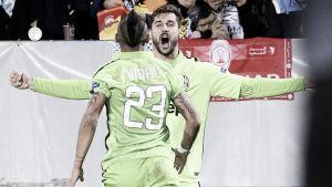 Llorente e Tevez abbattono il Malmo, la Juventus vede gli Ottavi
