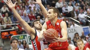 Un CAI de récord arrolla al UCAM Murcia y se clasifica quinto en los playoffs de Liga