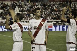 """Diego Llorente: """"Tengo suerte de tener a Paco como entrenador"""""""
