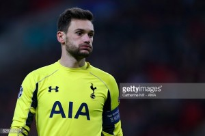 Hugo Lloris admits frustration at Spurs' lack of European progression