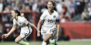 Women's World Cup 2015: China 0-1 USA: Lloyd's header enough to book a semi-final place