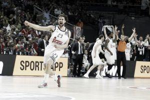 Fuego e ira del Madrid para meterse en la gran final