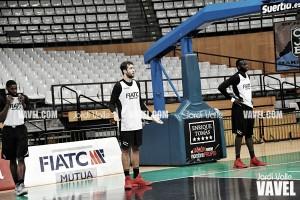 Nacho Llovet: ''No podemos relajarnos cuando disponemos de ventajas''