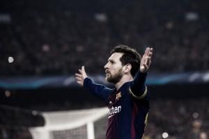 Champions League - Nuovo Barça, solito Messi