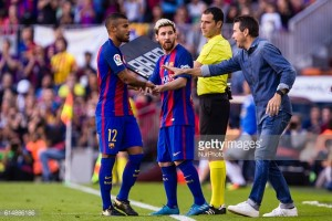 FC Barcelona 4-0 Deportivo la Coruña: Messi returns in style as Blaugrana beat Deportivo
