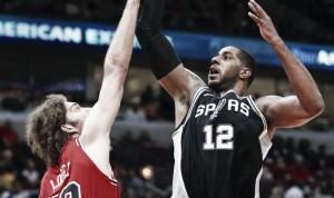 NBA, successi esterni per Spurs e Pistons a Chicago e New York