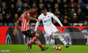 Narsingh keen to build on debut success for Swansea