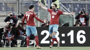 Le furie rosso-azzurre continuano la loro marcia. Lazio-Napoli termina 0-2
