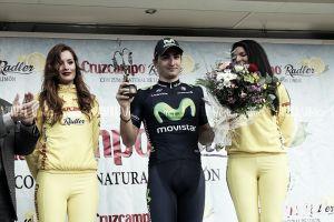 Esperanzador inicio para el ciclismo español