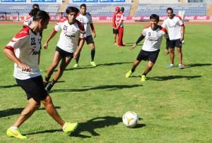 Jorge Ibarra afirma que harán un buen papel en semifinales