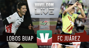 Resultado y goles del Lobos BUAP 2-1 FC Juárez en la Final - Ida del Ascenso MX 2017
