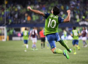 Audi 2016 MLS Cup Playoffs: Seattle Sounders hopes hinge on Nicolas Lodeiro
