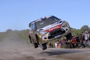 Sebastian Loeb gana el Rally de Argentina