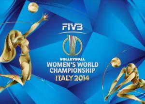 Volley, Mondiali Italia 2014: le azzurre travolgono la Tunisia all'esordio
