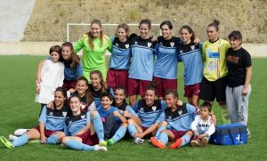 Segunda División Femenina: Logroño y Seagull se distancian