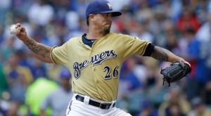 Texas Rangers agree to deal with Kyle Lohse