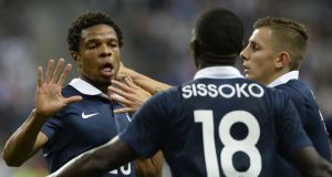 France 1-0 Spain: Subsitute Loic Remy secures victory in Stad De France