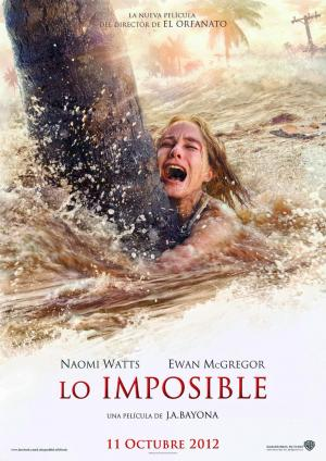 """""""Lo imposible"""" de J.A.Bayona"""