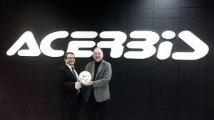ACERBIS vestirá al Córdoba CF la próxima campaña