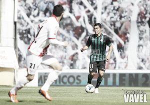 Lolo Reyes regresa al grupo y apunta a titular ante la Real Sociedad