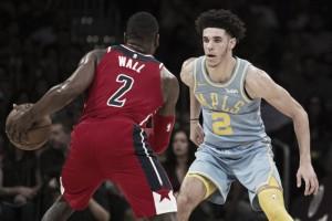 NBA - La vittoria dei Lakers: prova di mentalità e lavoro di squadra. Il trash talking non basta ai Wizards