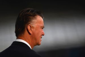 Louis van Gaal: Everton were 'more motivated than us'