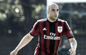 Milan, lesione al flessore per Alex: niente derby