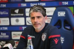"""Cagliari - Lopez: """"Contento per la salvezza, faccio i complimenti ai tifosi ed al mio staff"""""""