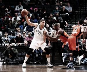 Resumen NBA: Oklahoma desaparece en la nieve de Brooklyn