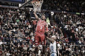 Basket, tutto facile per Milano