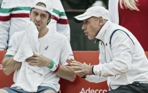 """Coppa Davis - Fognini out, ma Barazzutti e Lorenzi sfidano il Belgio: """"L'Italia ha delle chances"""""""