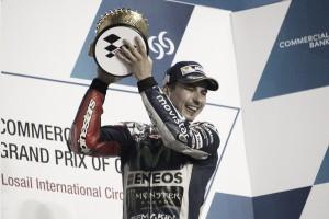 """Jorge Lorenzo: """"Ha sido una de mis mejores carreras"""""""