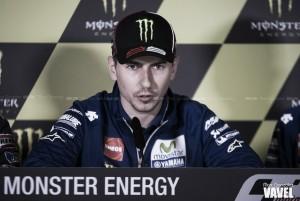 """Jorge Lorenzo: """"Ha sido un buen día, estoy satisfecho con la moto"""""""