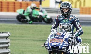 Primeros test de MotoGP de la temporada 2015