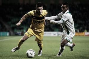 Lorenzo Burnet, nuevo jugador del NEC Nijmegen