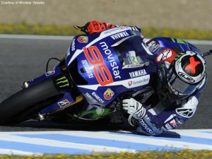 MotoGP: Lorenzo Takes Jerez Pole