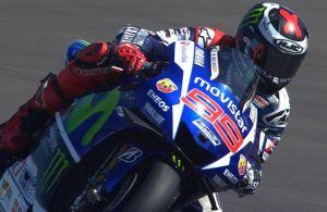 MotoGP - Misano FP2, Lorenzo mette le ali