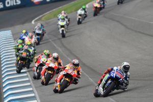 MotoGP Indianapolis, i fab four senza rivali