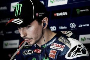 """Jorge Lorenzo: """"Si gano todas las carreras todavía puedo ser campeón"""""""