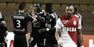 Lorient surprend Monaco
