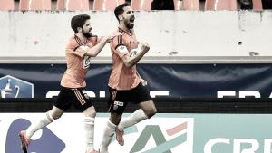 El Lorient sorprende, castiga y elimina al Niza
