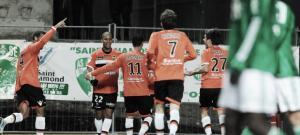 El Lorient tiende una trampa al Saint-Etienne