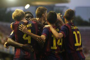 El objetivo: F. C. Barcelona B