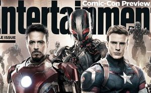 Primer vistazo al villano Ultron de 'Los Vengadores 2'